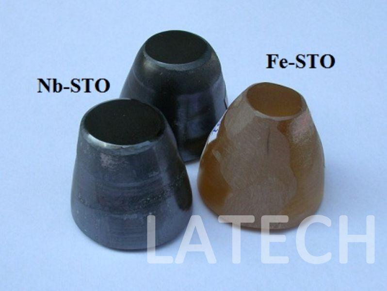 Fe STO Wafer Product Detail Latech Singapore Leading Lab Consumable Supplier