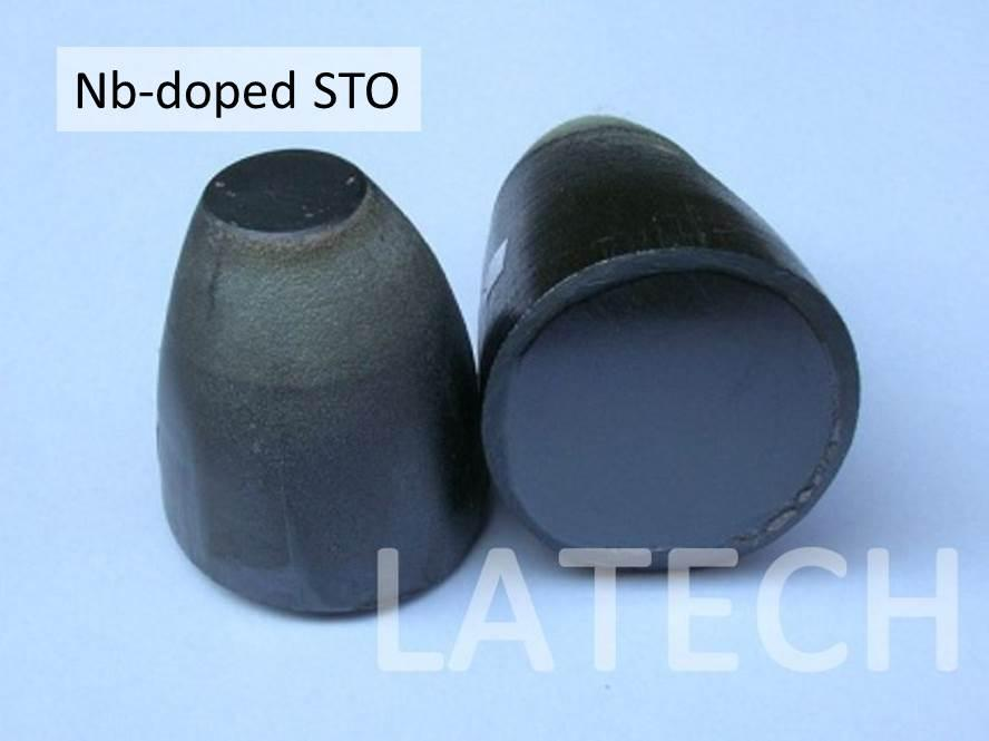 Nb STO Wafer Product Detail Latech Singapore Leading Lab Consumable Supplier