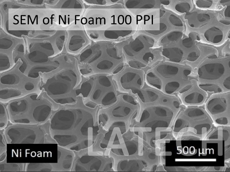 Ni Foam - Product Detail - Latech - Singapore Leading Lab Consumable