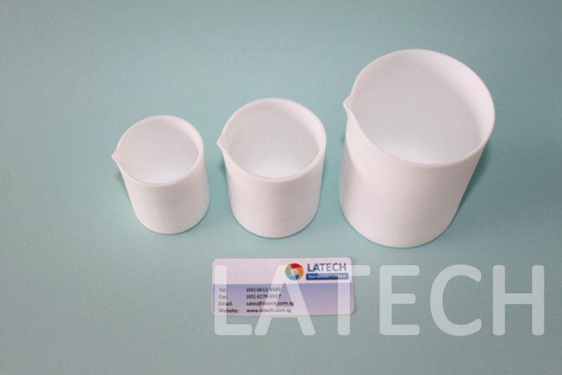 PTFE Teflon Beaker