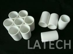 Al2O3 Crucible (Cylinder-Shaped)